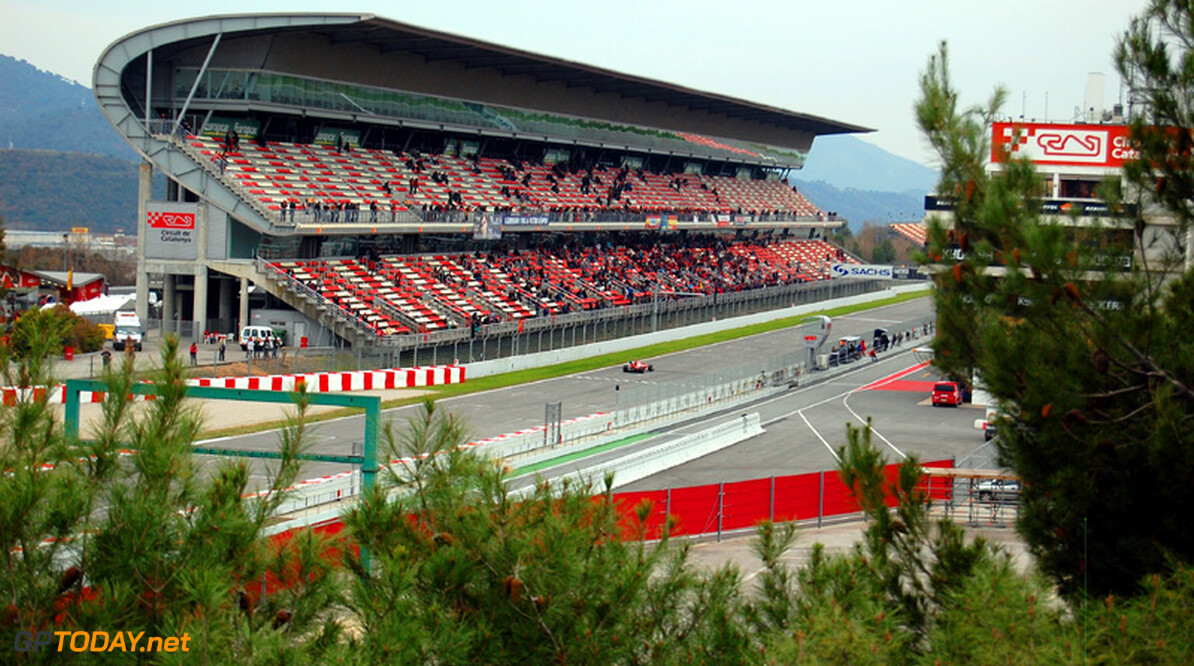 Volg <b>LIVE</b> de derde testdag op het Circuit de Catalunya op F1Today.nl