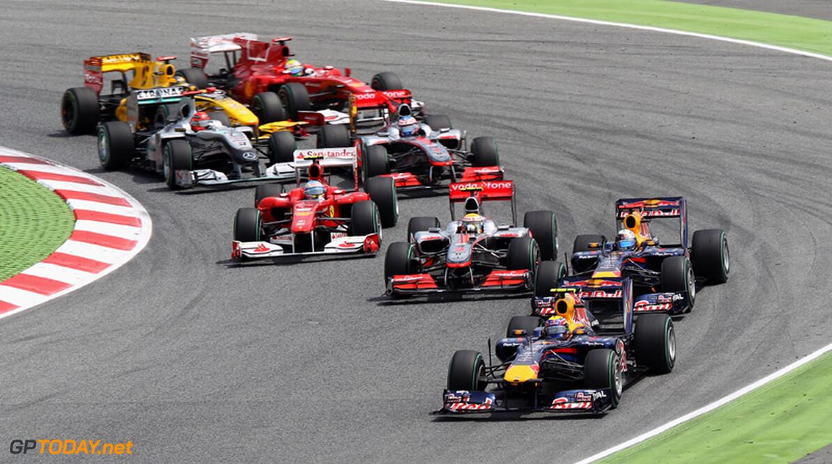 'Concurrenten van Red Bull Racing spannen samen en delen data'
