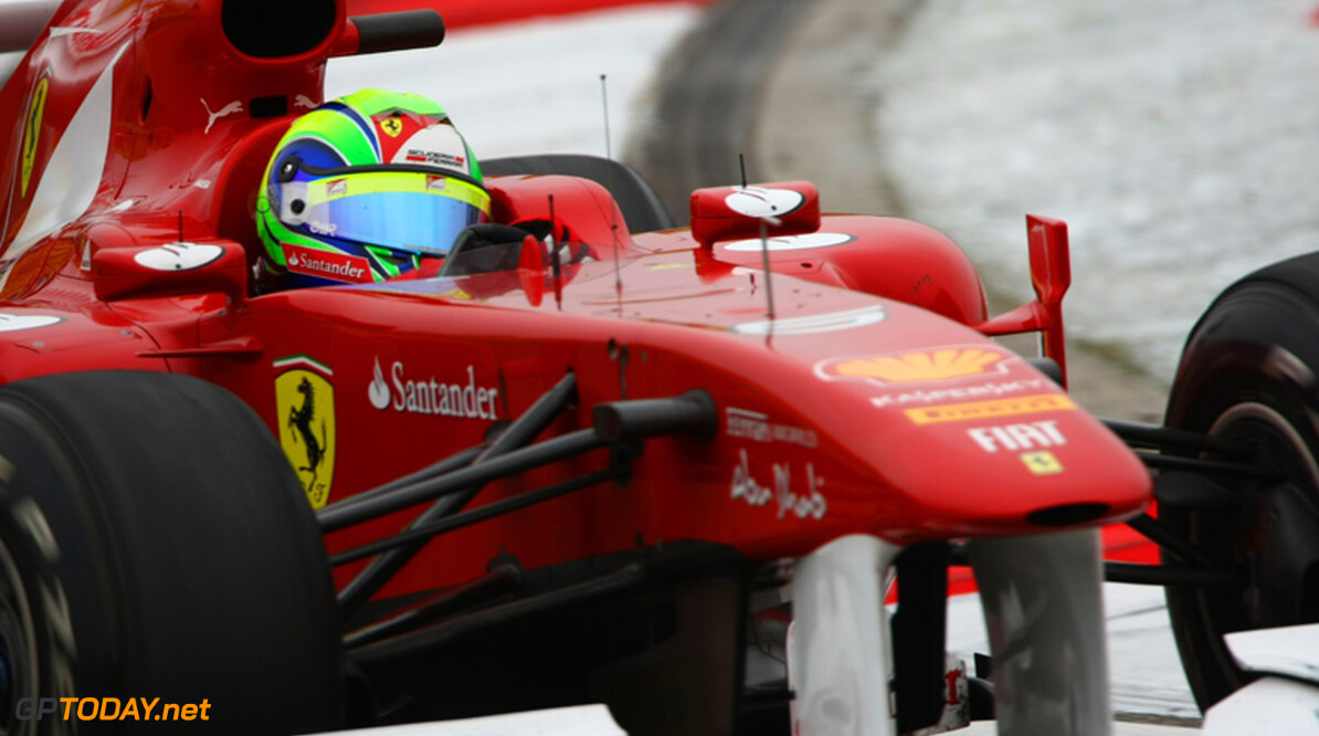 """Felipe Massa: """"Te vroeg om over mijn toekomst te praten"""""""