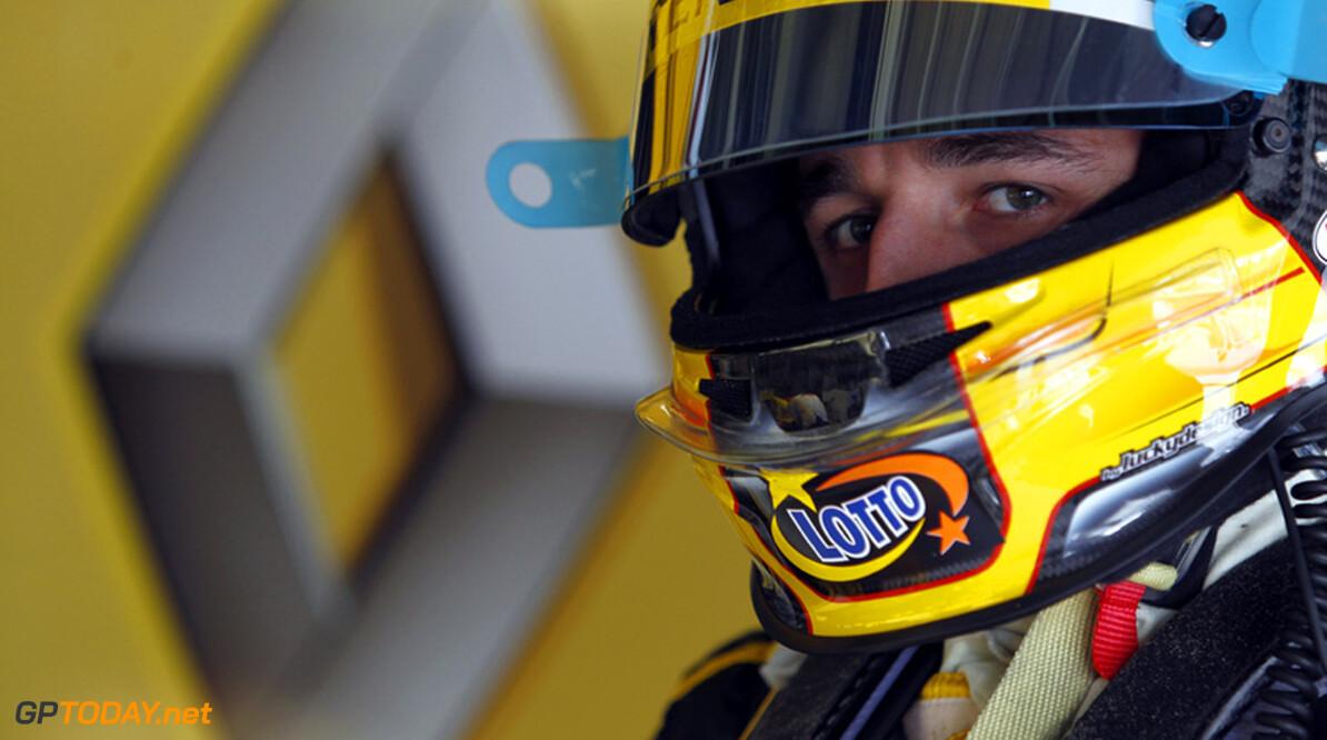 """Kubica teleurgesteld: """"Renault kan coureur als Raikkonen wel gebruiken"""""""