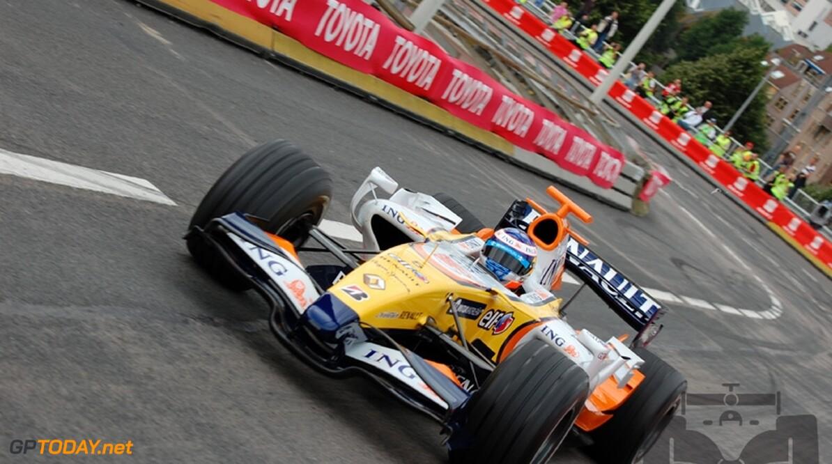 Renault maakt zich op voor Roadshow in Lissabon