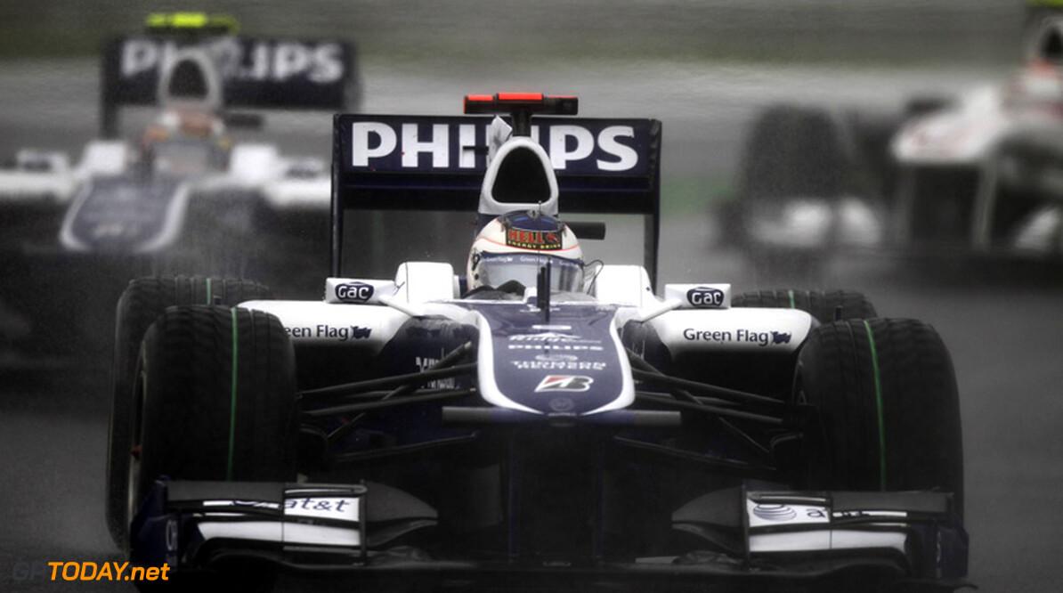McGregor tekent nieuwe sponsorovereenkomst met Williams