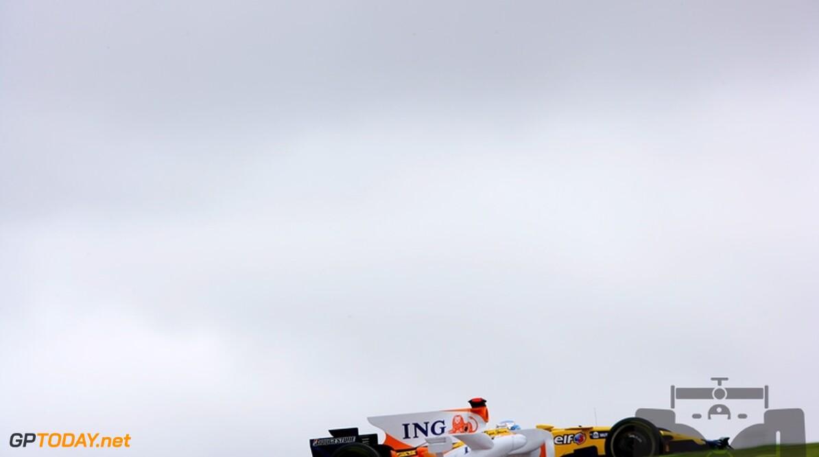 VT2: Alonso verpest feestje voor Braziliaanse fans