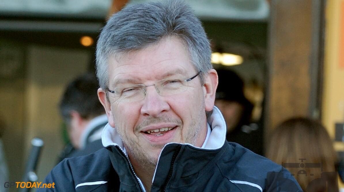 Ross Brawn ziet de toekomst van de Formule 1 positief in