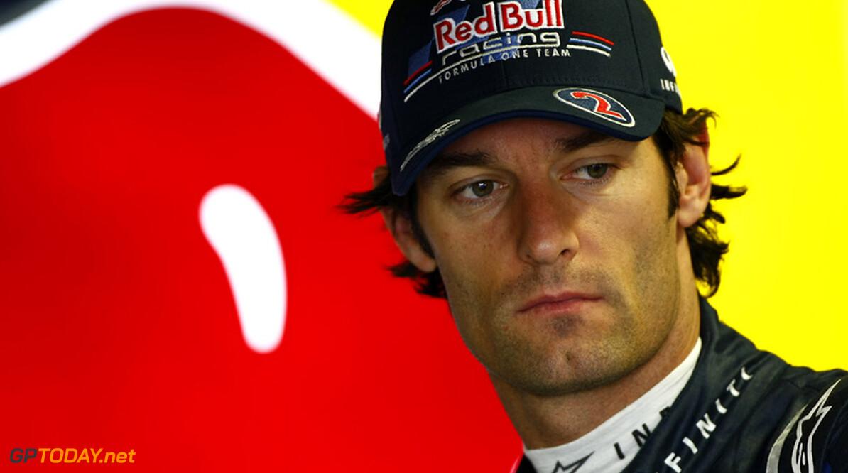 """Webber niet naar ander team: """"Geen weg terug na Red Bull Racing"""""""