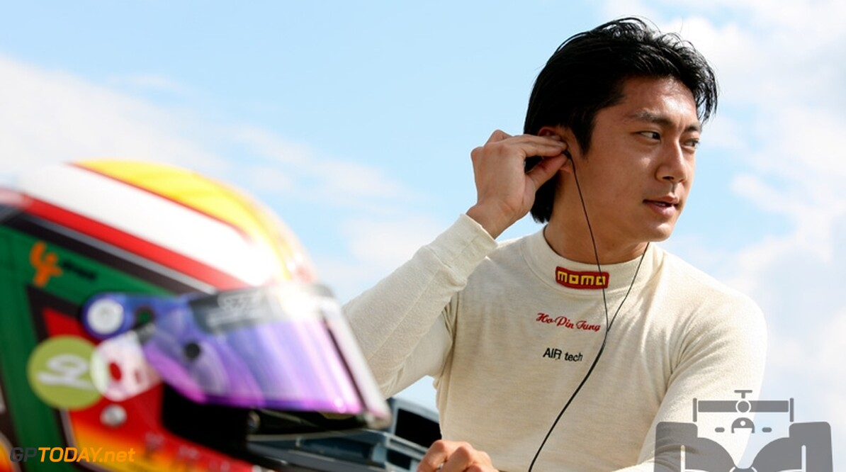 Ho-Pin Tung kansrijk voor Formule 1-debuut in 2010