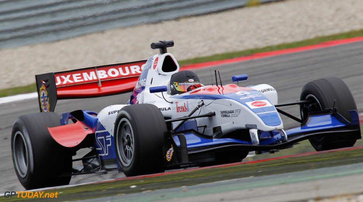 Frédéric Vervisch zet Luxemburg bovenaan in tweede training