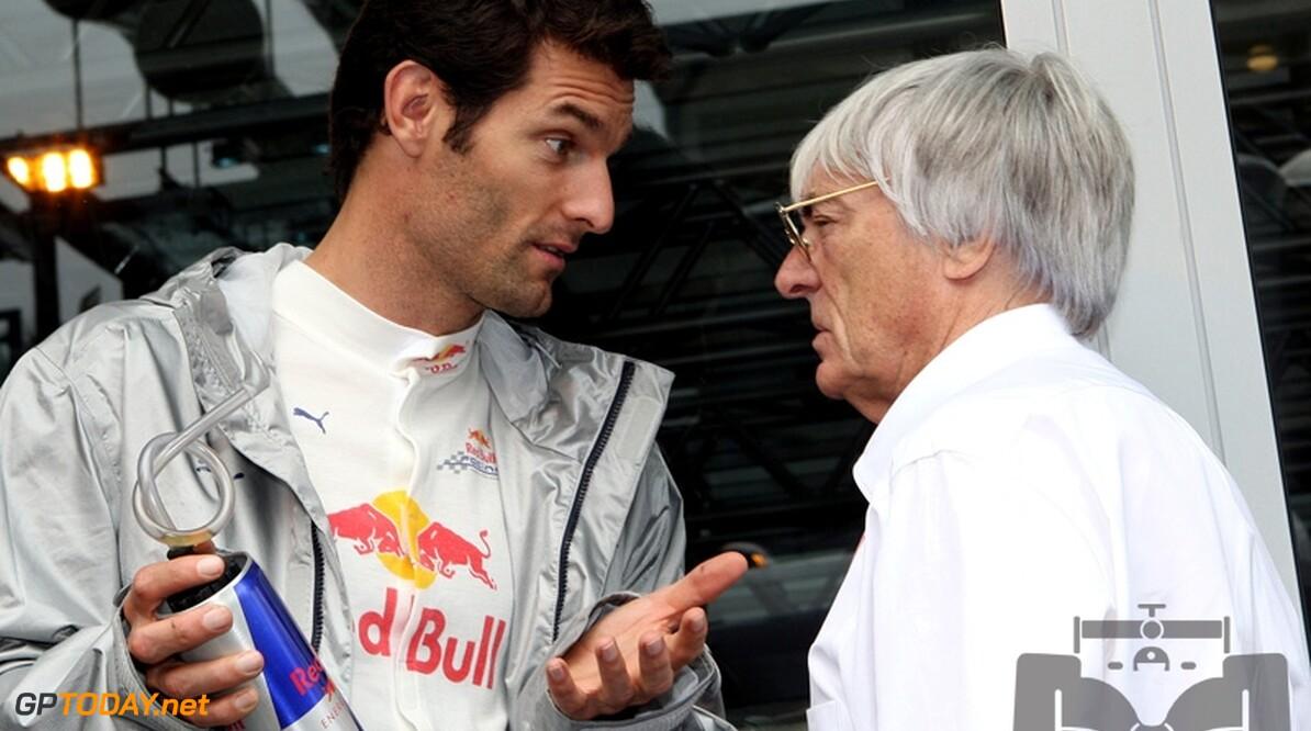 Ecclestone heeft twijfels bij Formule 1 in HD in 2011