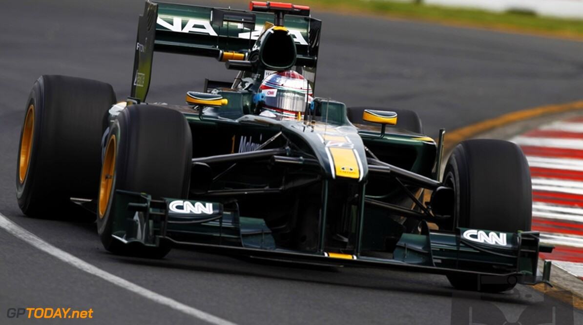 Lotus maakt in 2011 gebruik van Red Bull-versnellingsbak