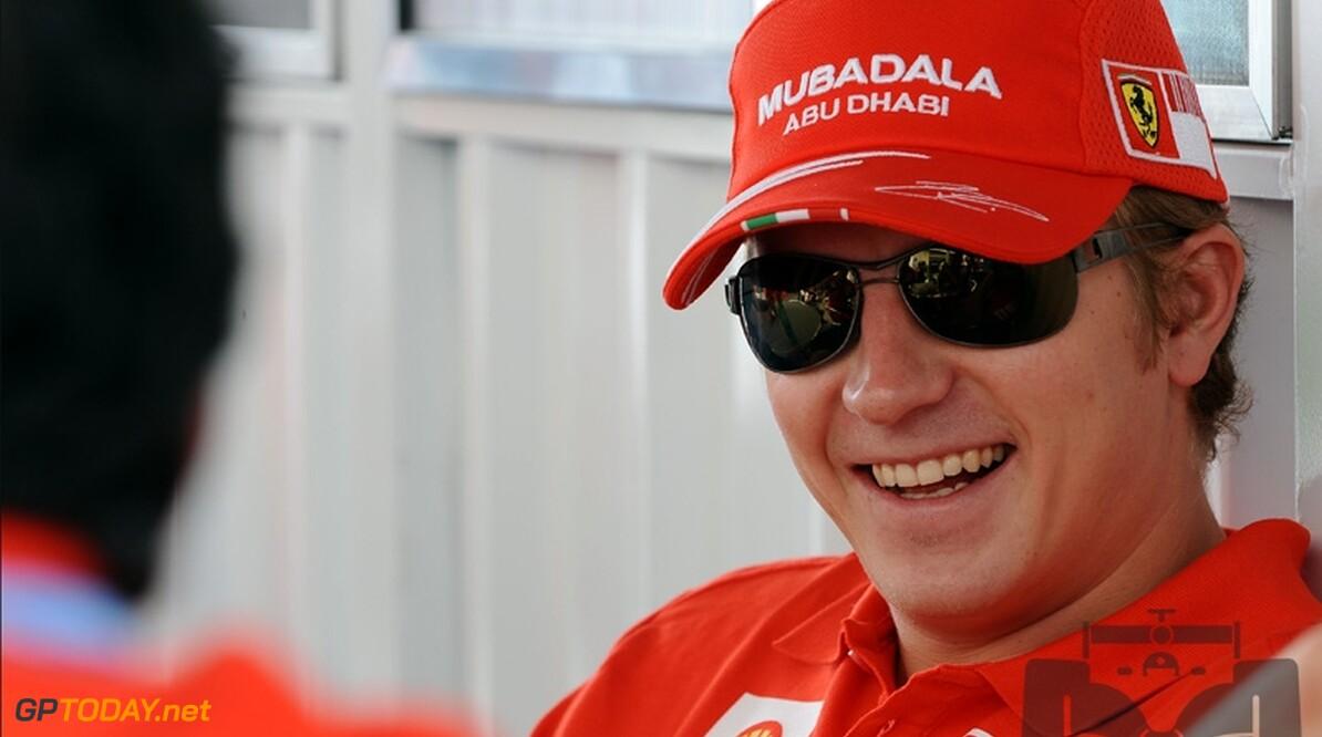 """Kimi Raikkonen: """"Nog geen overeenkomst met Williams"""""""