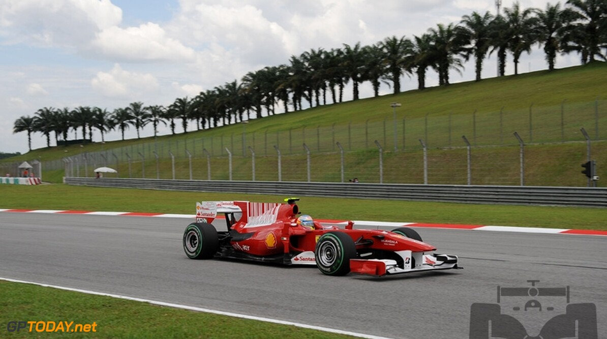 Alonso maakt zich geen zorgen om betrouwbaarheid van Ferrari
