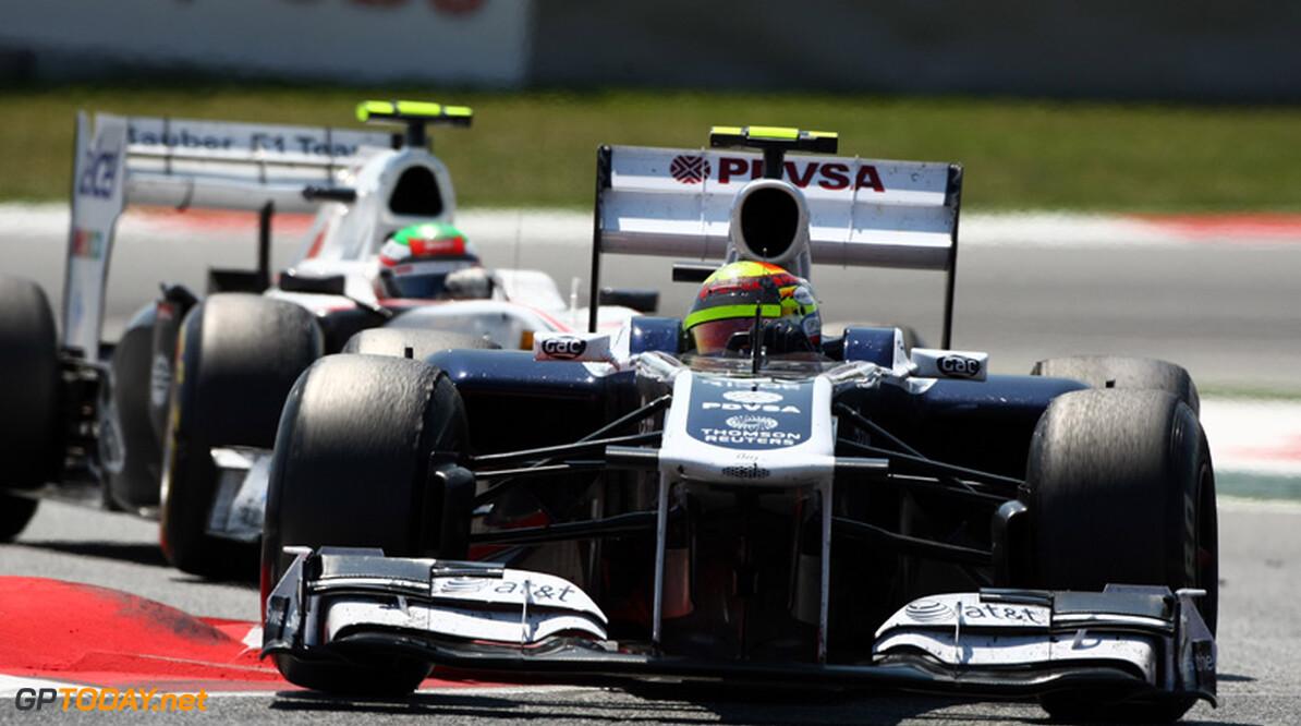 Maldonado vrijwel zeker van racestoeltje bij Williams voor 2012
