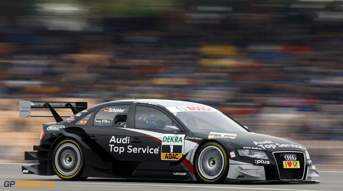 Fout van Audi bij Scheider zorgt voor verwarring in kwalificatie