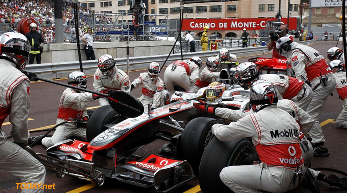 """McLaren: """"Op papier is MP4-25 zeer geschikt voor Istanbul Park"""""""