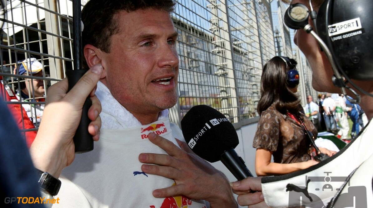 To make F1 harder, you need to make the cars faster - Coulthard