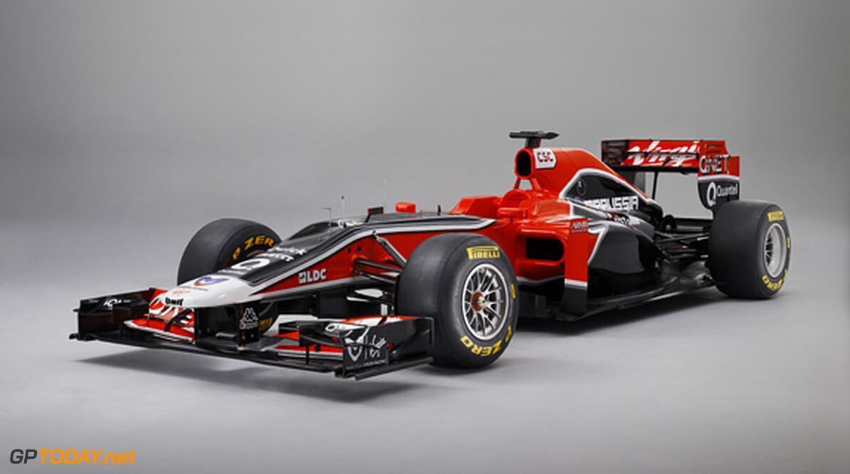 Marussia Virgin Racing presenteert MVR-02 in Londen