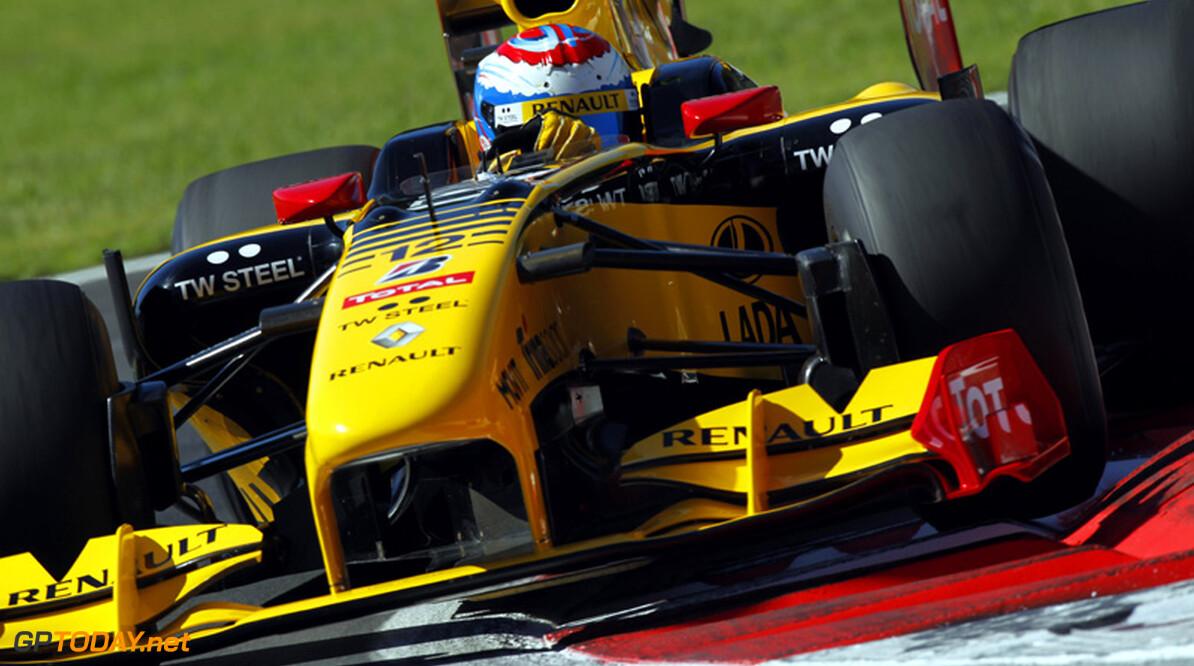 Renault trekt met Flagman Vodka weer Russische sponsor aan