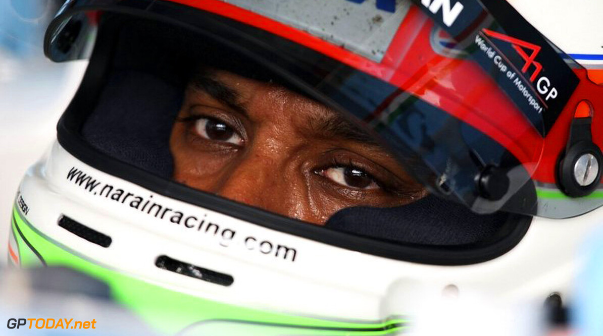 <b>Officieel:</b> Hispania Racing maakt komst Karthikeyan bekend