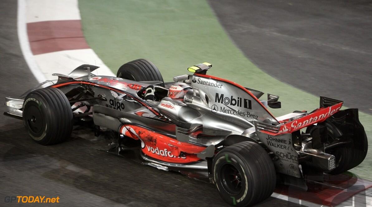 McLaren blijft met updates voor MP4-23 komen