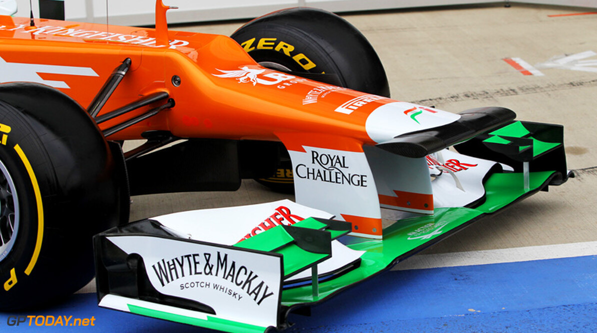 Charlie Whiting hints 'stepped noses' to go in 2013