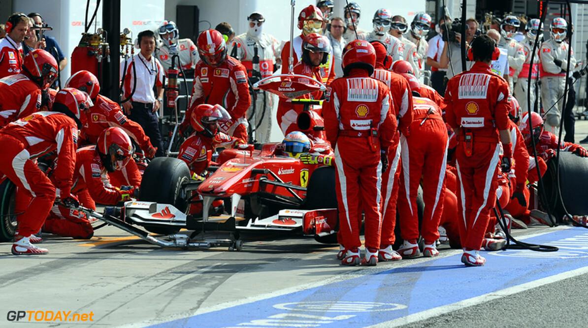 Ferrari wil vooral geen punten verspelen in Brazilië