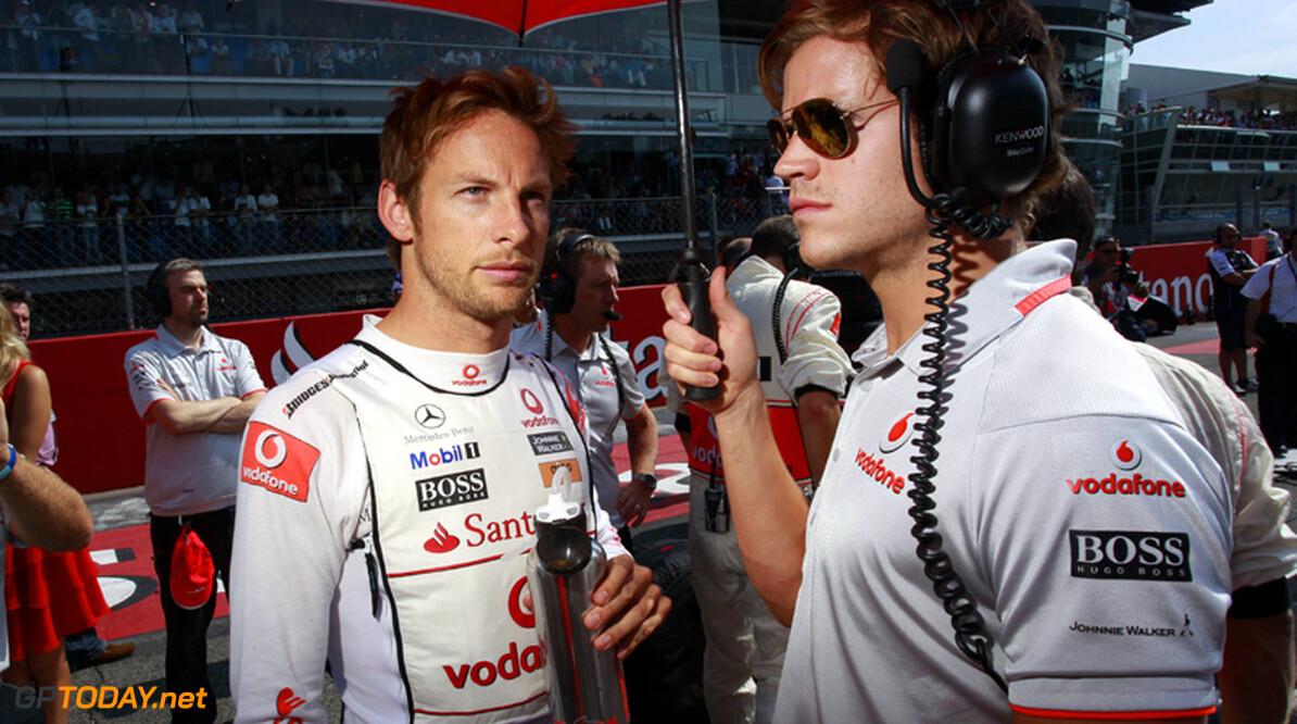 'Ferrari ziet in Jenson Button ideale teamgenoot van Alonso'