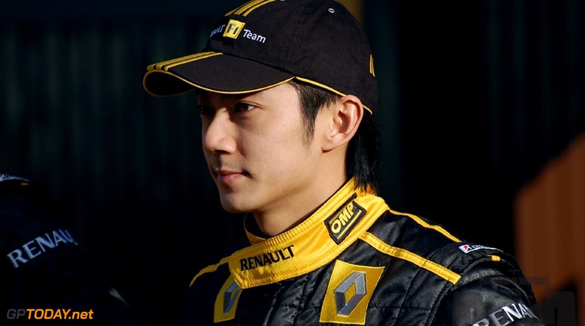 Ho-Pin Tung dit jaar toch in de Formule 1 actief?