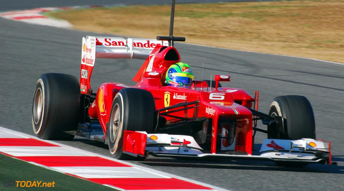 Ferrari raakt juiste snaar met gewijzigde set-up