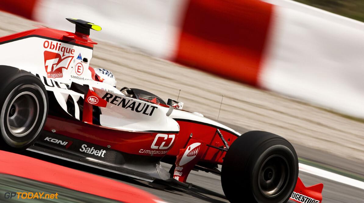 Lotus ART bevestigt Jules Bianchi voor volgend jaar