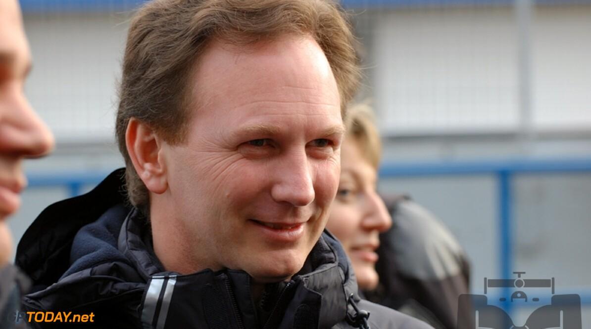 "Horner: ""Vettel had gewoon pech"""
