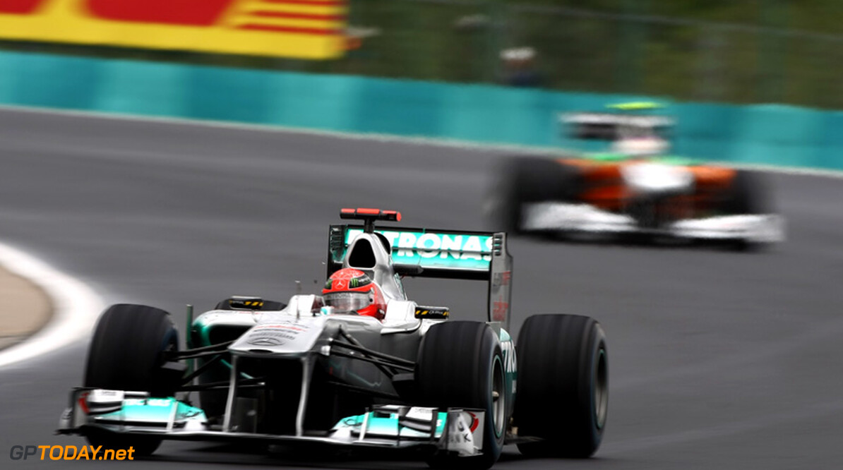 """Steward Daly: """"Schumacher had eigenlijk bestraft moeten worden"""""""