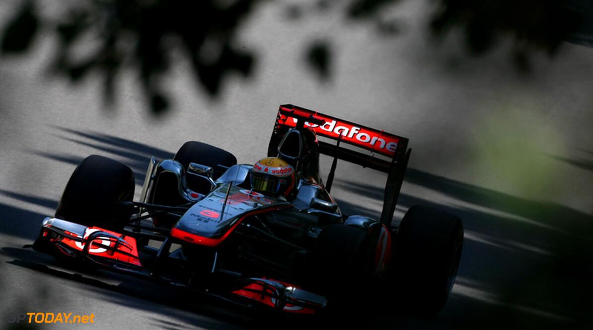 McLaren niet overtuigd van voordelen van F-duct in de voorvleugel