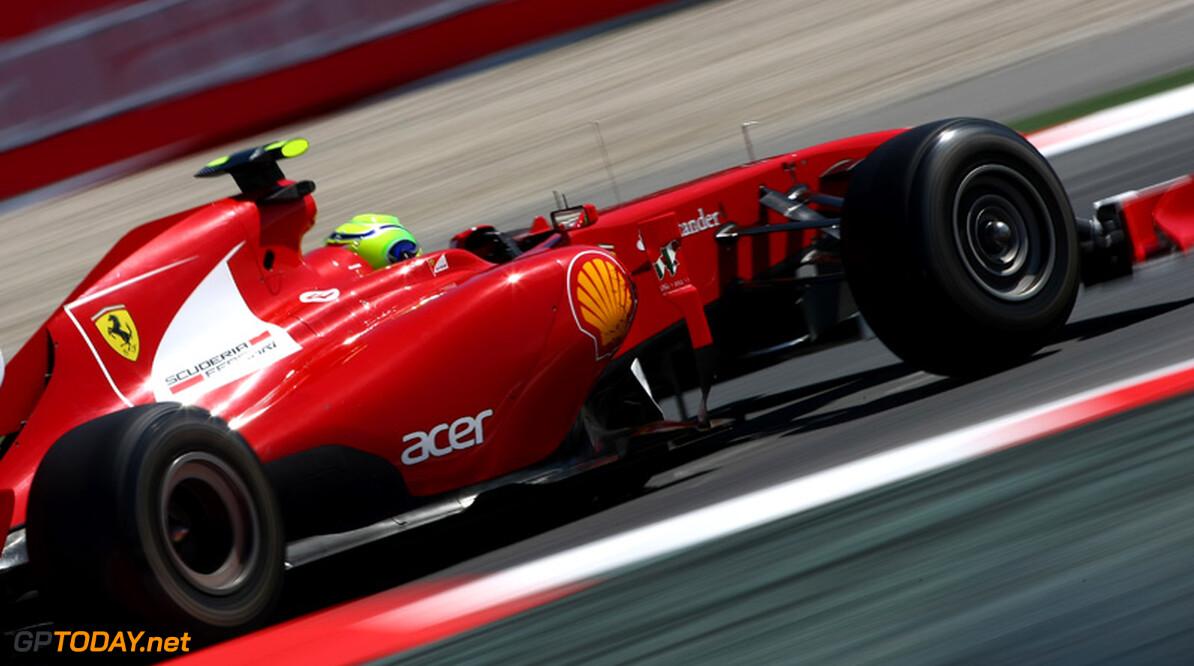 Massa onaangedaan door speculatie over zijn plek bij Ferrari