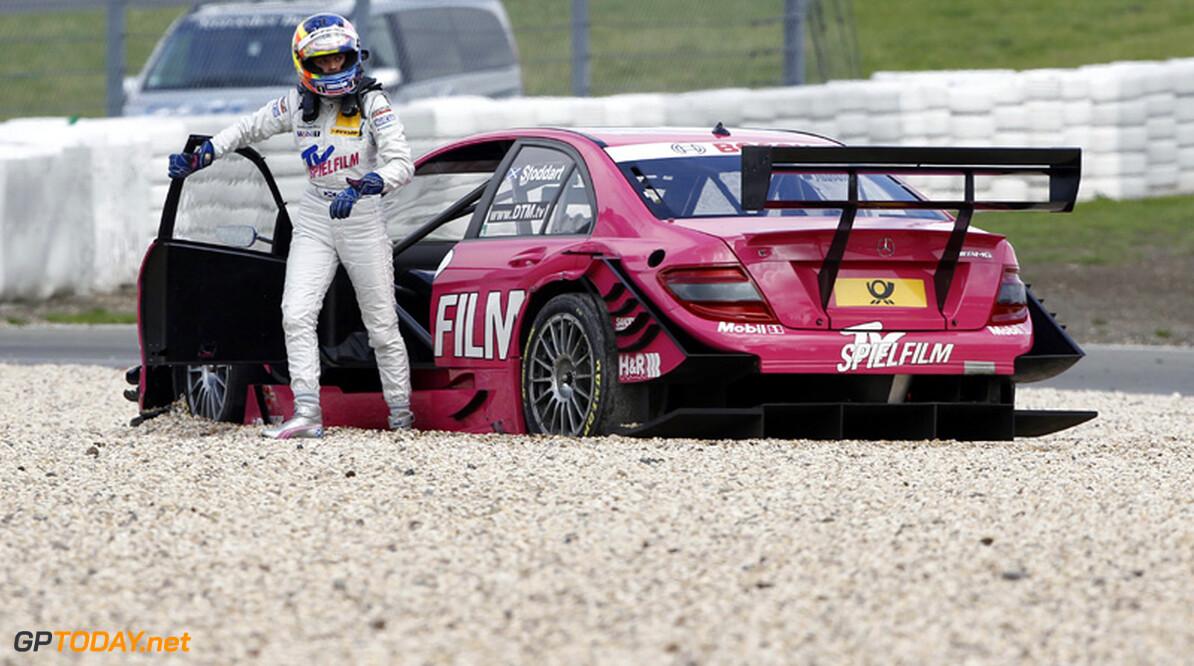 DTM-coureur Susie Stoddart droomt van Formule 1-test