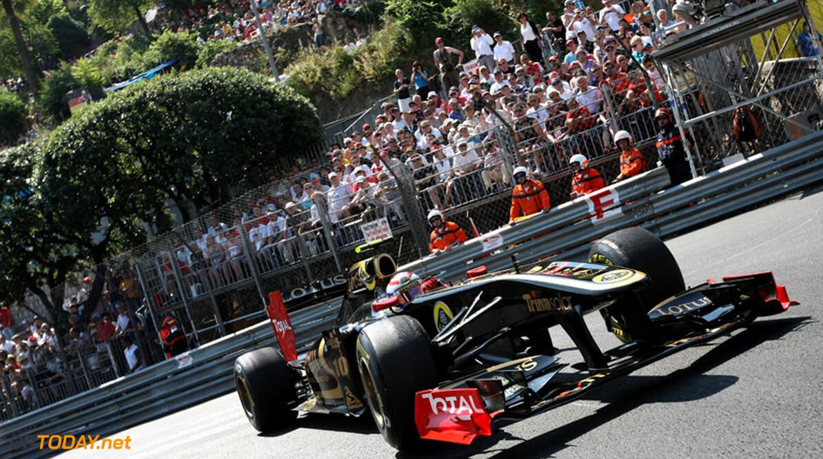 'Lotus Renault GP verkeert in financiële problemen'