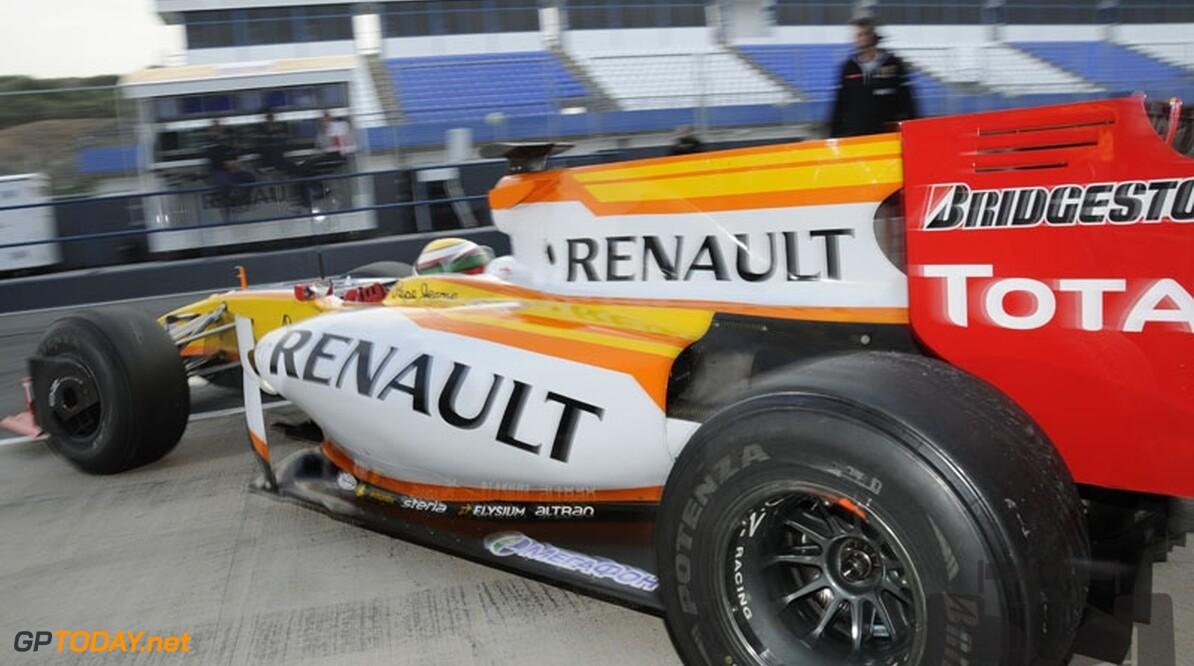 Zoon Alain Prost in beeld voor reserverol bij Renault