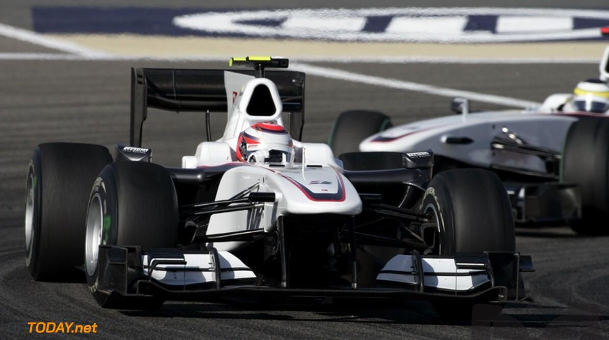 BMW Sauber gaat teamnaam dit seizoen nog wijzigen