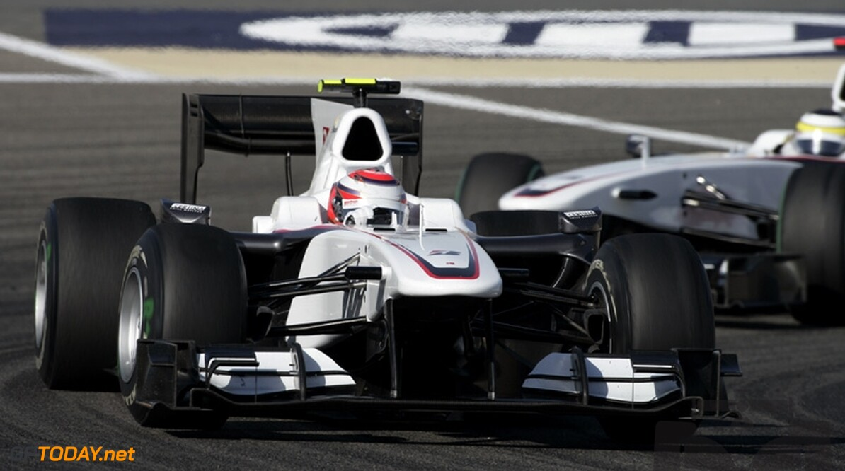 "Kamui Kobayashi: ""Je wordt bijna gegrild in de pitbox"""