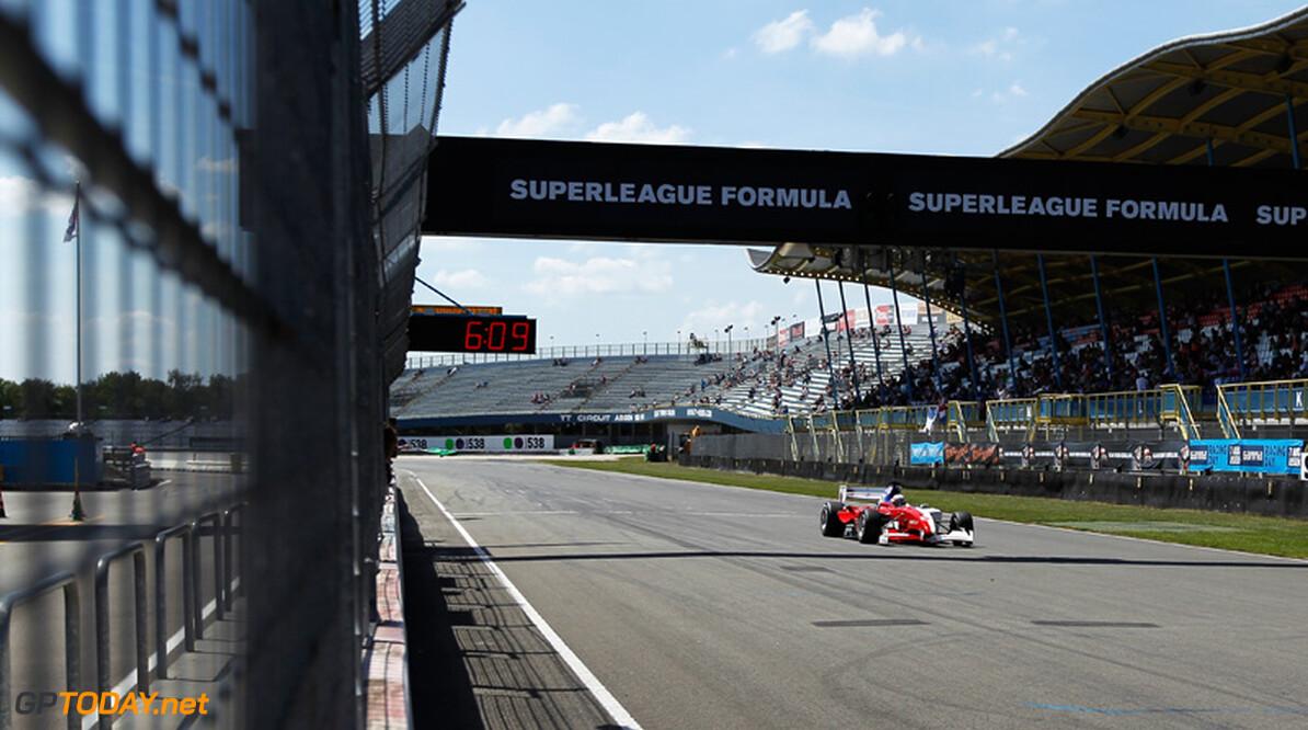 Assen zet Superleague Formula-race op de kalender voor 2012