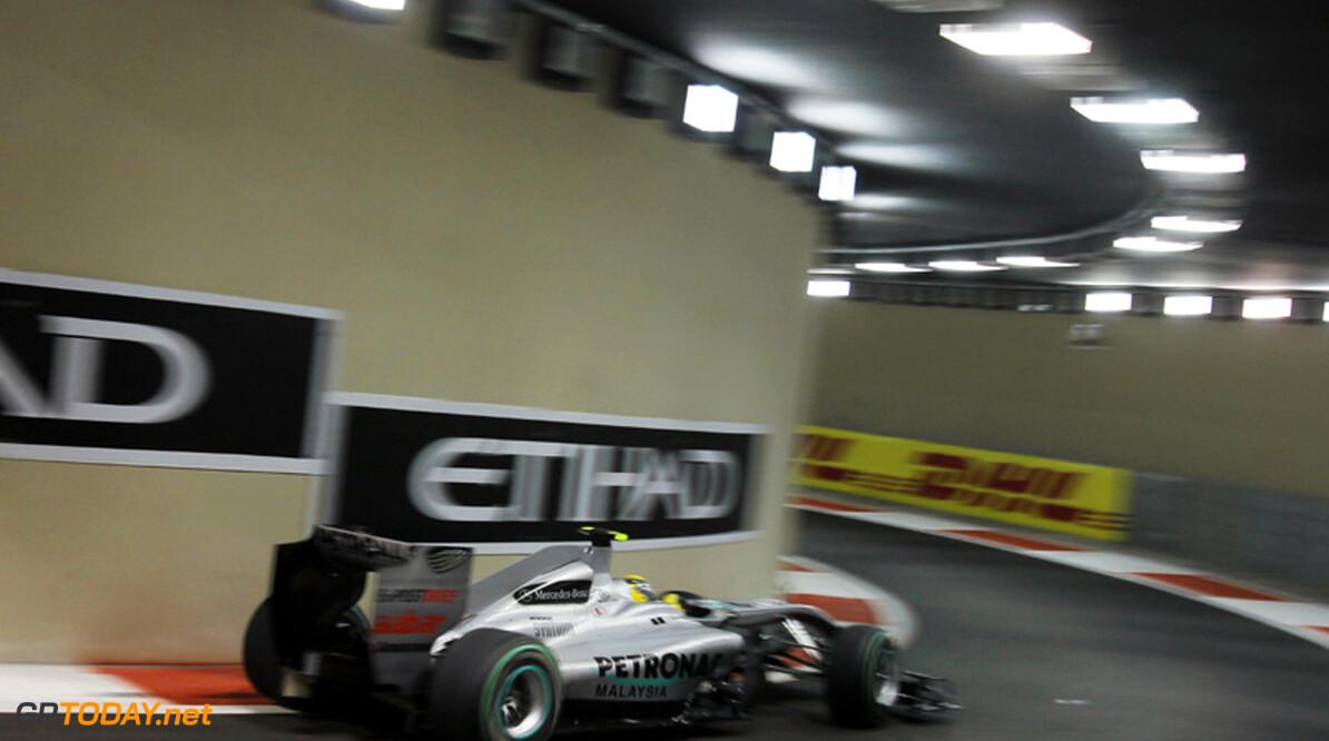 Nico Rosberg verheugt zich op beter en leuker 2011