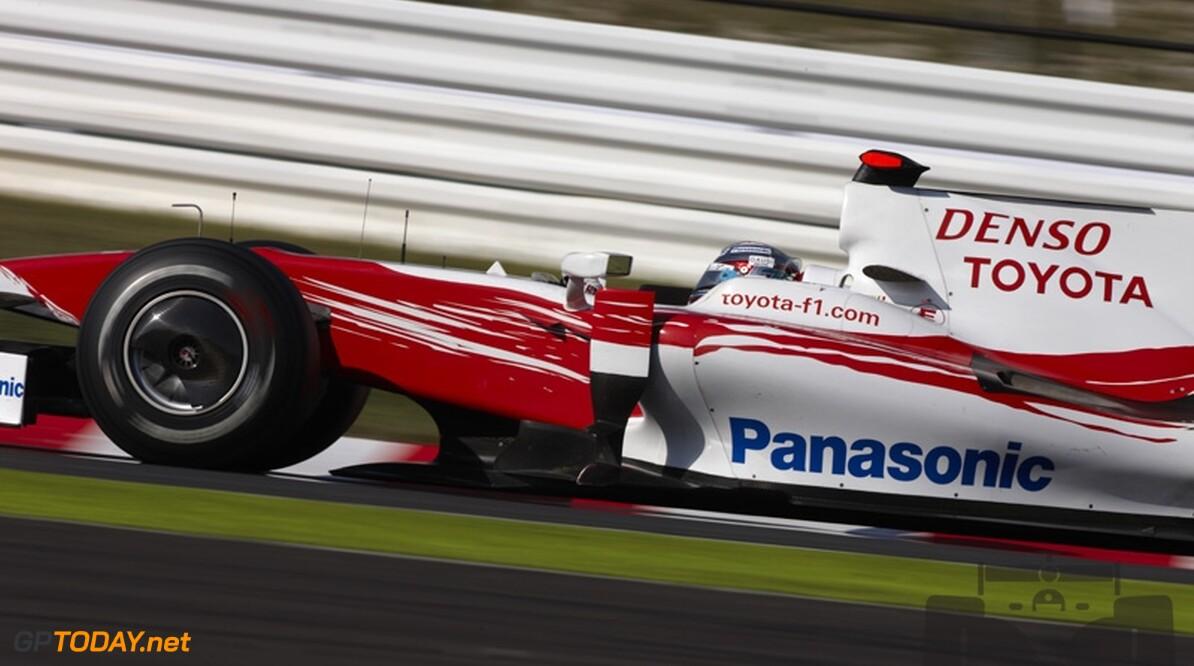 """Trulli benadrukt: """"NASCAR-test is puur voor de lol"""""""