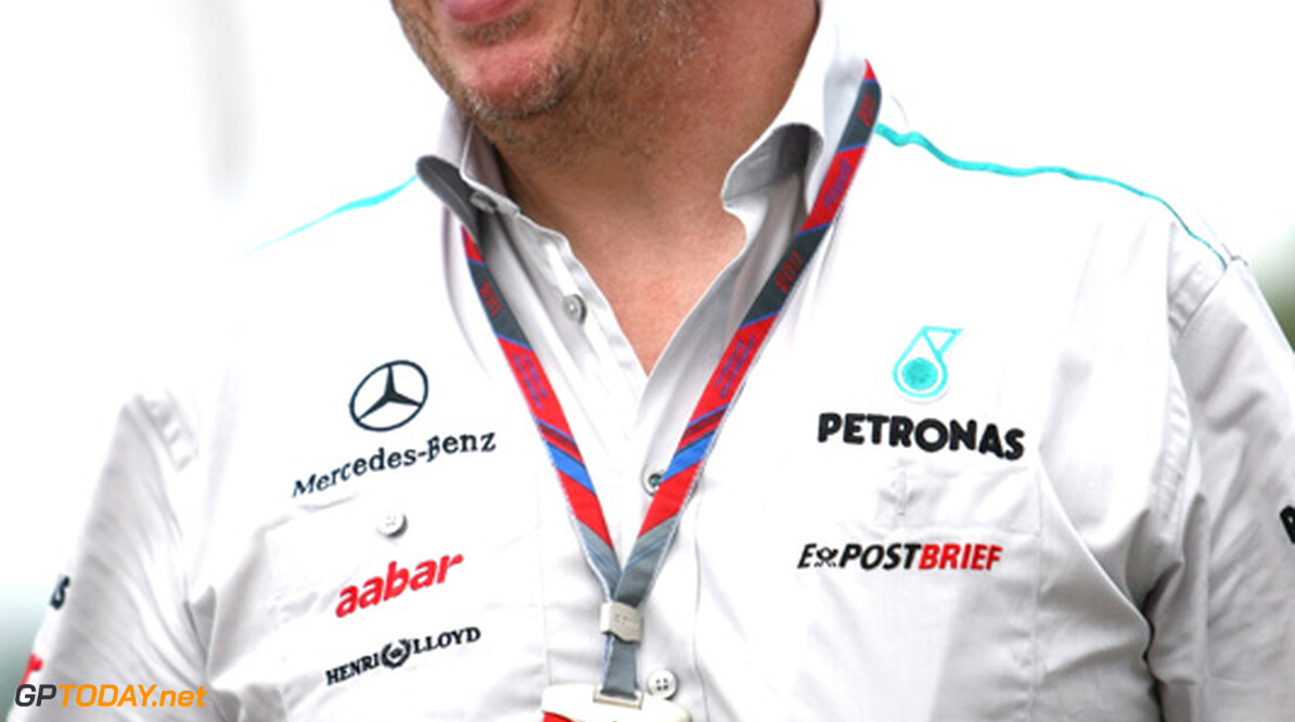 2011 Malaysian Grand Prix - Friday Sepang, Kuala Lumpur, Malaysia 8th April 2011 Ross Brawn (GBR) Team Principal, Mercedes GP Petronas World Copyright: Andrew Hone / Formula Press / LAT Photographic