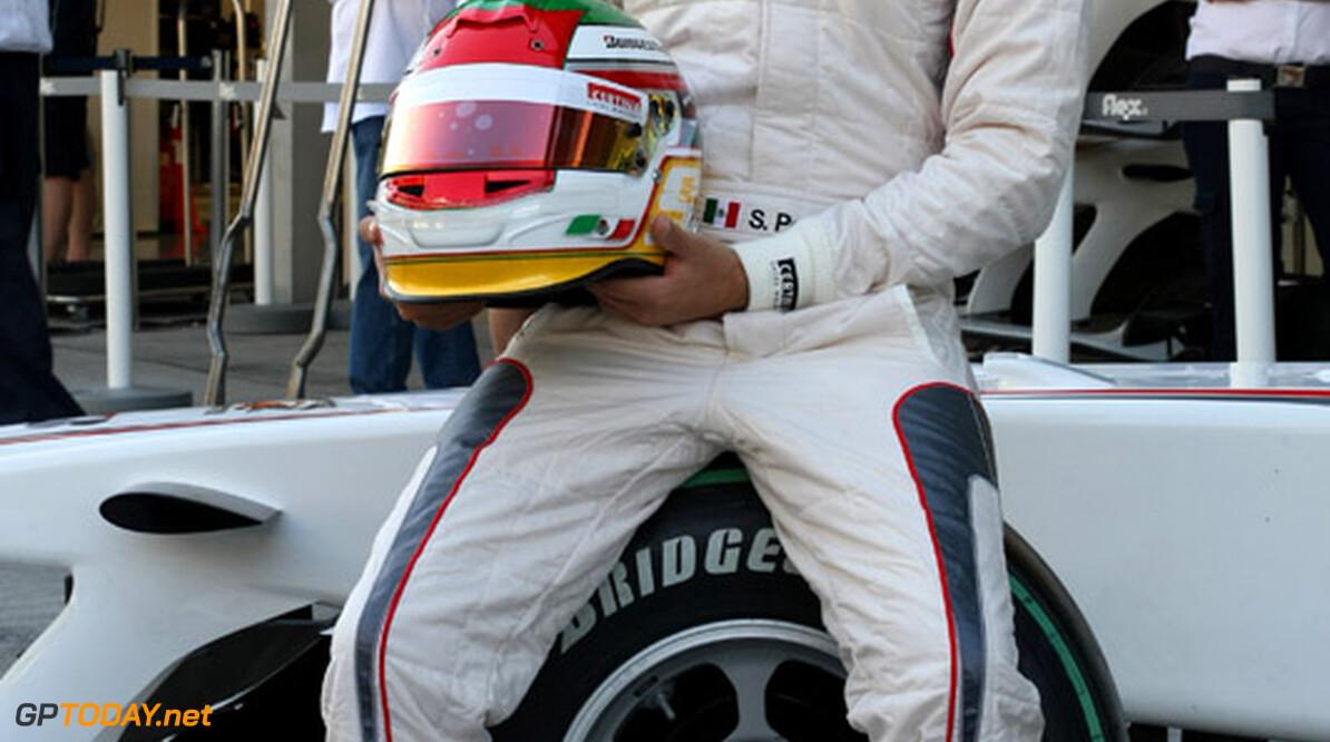 """Sergio Perez: """"Dit was een erg belangrijke test voor me"""""""
