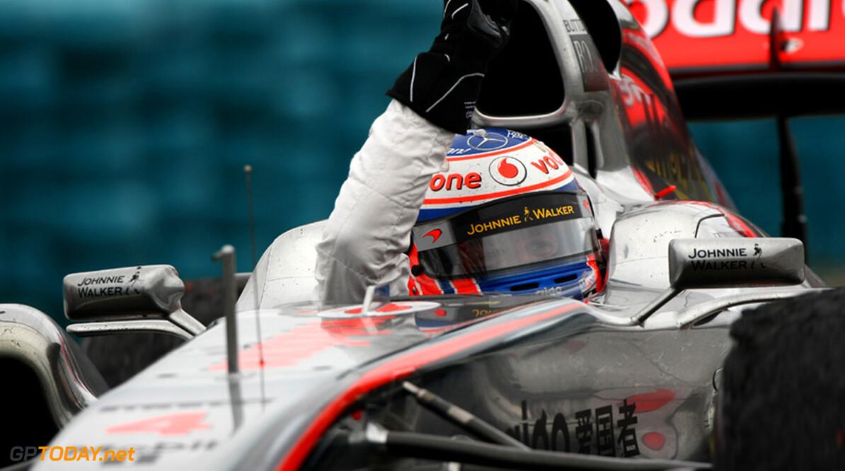 Jenson Button ondertekent nieuw meerjarig contract bij McLaren