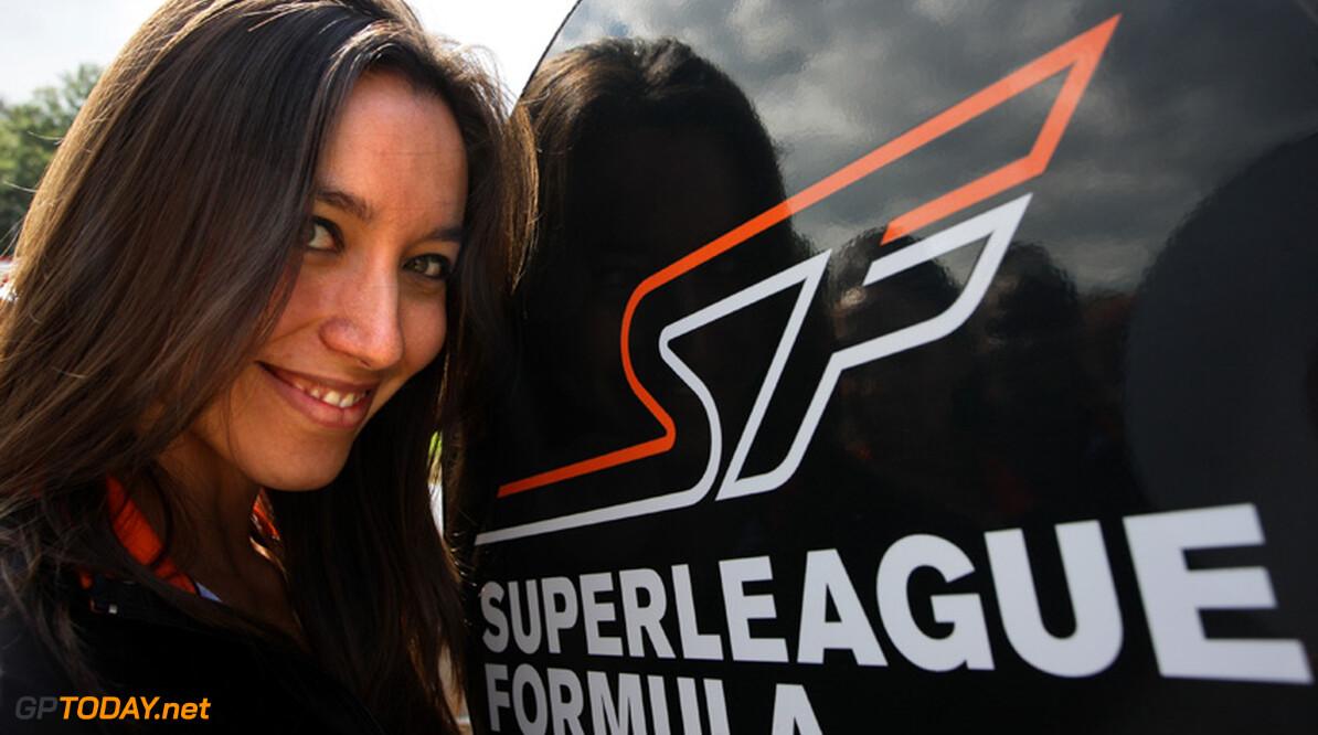 Superleague Formula op kalender van Circuit Zolder in 2012