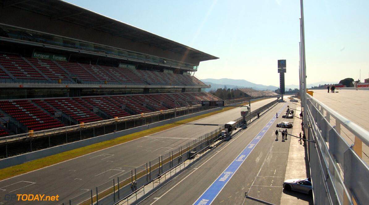 <b>Volg LIVE de eerste testdag op Circuit de Catalunya</b>
