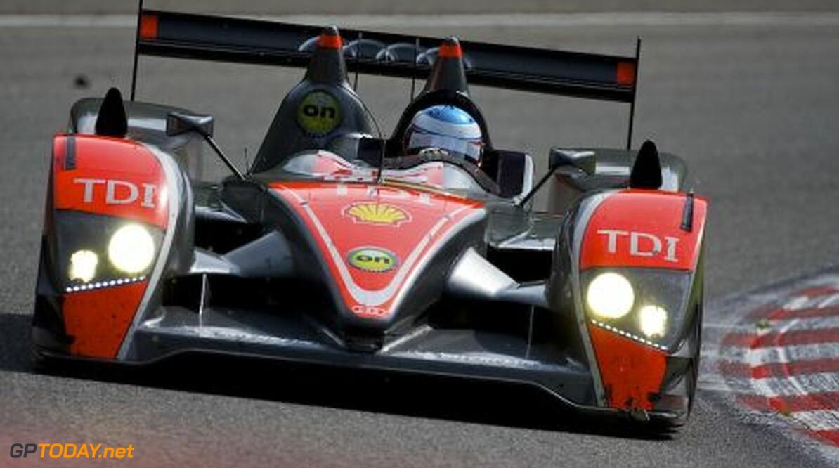 15 Audi R10 TDI Christijan Albers (NLD) Christian Bakkerud (DKN) Giorgio Mondini (ITA), LMS      15 Audi R10 TDI Christijan Albers (NLD) Christian Bakkerud (DKN) LMS