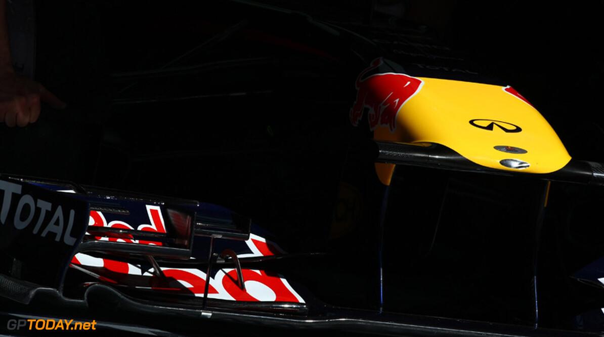 VT3: Red Bull Racing blijft Mercedes-teams domineren
