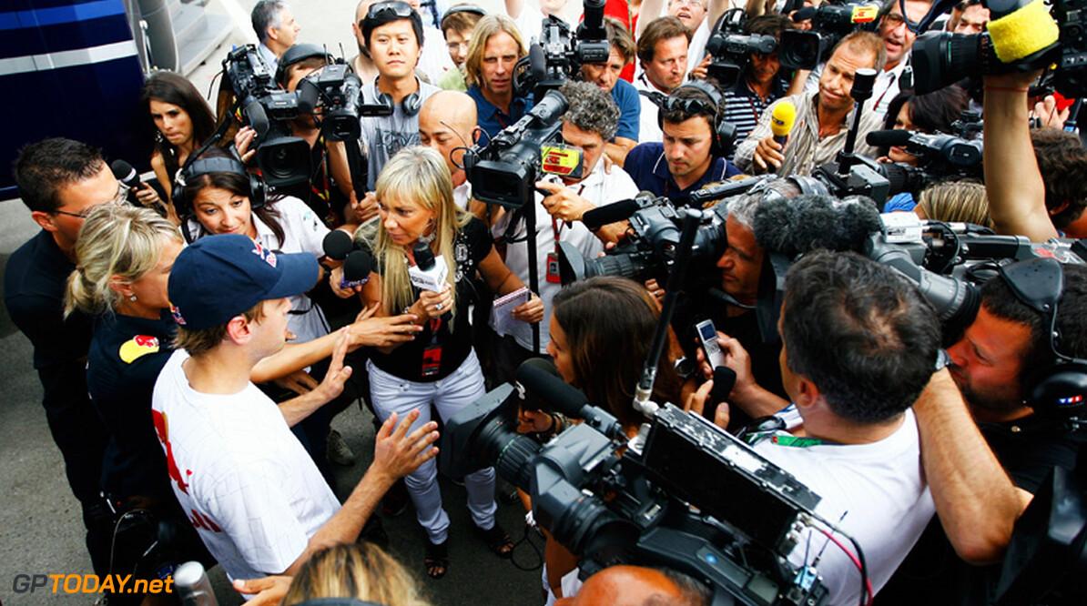 <b>Historie:</b> De GP van Turkije 2010: Red Bull vergooit dubbelslag na clash tussen teamgenoten