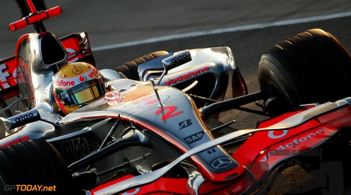 McLaren zet fouten recht
